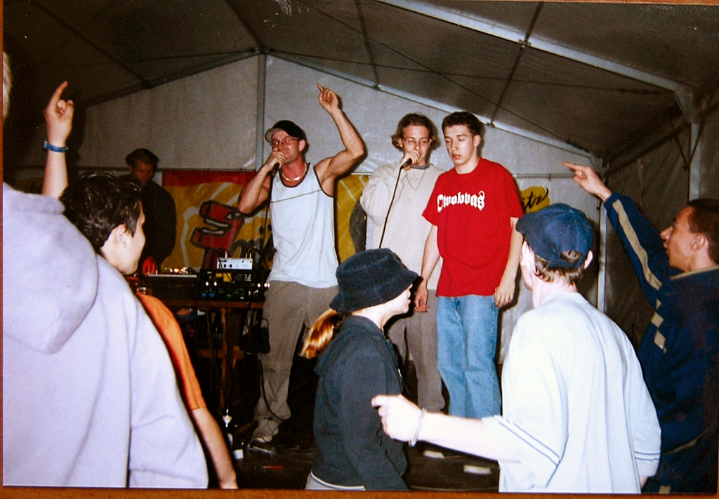 Freestyle Session am 01. Mai 2000